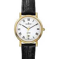 Đồng hồ Dugena nữ Zenit 4460366 dây da đen