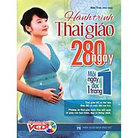 Sách - Hành Trình Thai Giáo 280 Ngày