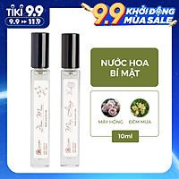 Nước hoa Vùng Kín Bí Mật An Toàn Khử Mùi Từ Thiên Nhiên Hương Thơm Quyến Rũ Dùng Được Cho Cả Body Cỏ Mềm 10ml