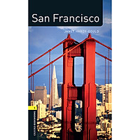 Oxford Bookworms Library (3 Ed.) 1: San Francisco Factfile Mp3 Pack