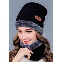 Mũ len và khăn choàng cổ VN01