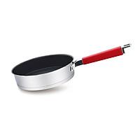 Chảo chống dính inox 304 Elmich Red Velvet 20cm EL3249 - Hàng Chính Hãng Elmich