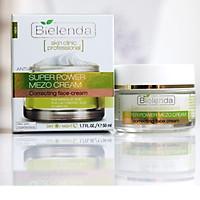 Kem dưỡng chống lão hóa Bielenda Super Power Mezo Cream Correcting Face - 50ml