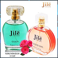 Combo nước hoa nam Jile Guilty,nước hoa nữ Jile Good girl,50ml, cao câp, chính hãng,thơm lâu
