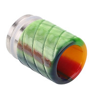 Epoxy Resin Wide Drip Tip Mouthpiece Replacement For SMOK TFV8 Tank Kennedy hot