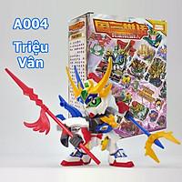 Đồ Chơi Mô Hình Gundam Triệu Vân - Lego Lắp Ghép Tam Quốc