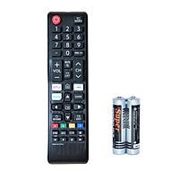 Remote Điều Khiển Dành Cho Smart TV, Internet TV, TV Thông Minh SAMSUNG BN59-01315A Grade A+ (Kèm Pin AAA Maxell)