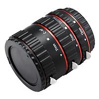 Lens Adapter Mount Auto Focus AF Macro Extension Tube Ring for Canon EF-S Lens T5i T4i T3i T2i 100D 60D 70D 550D 600D 6D 7D Lens