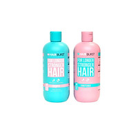 Cặp dầu gội xả Hairburst For Longer Stronger Hair Shampoo and Conditioner 350ml x2 (Bill Anh)