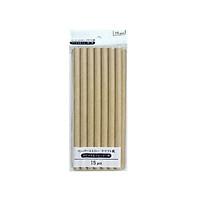Ống hút giấy hút trân châu 15 cái