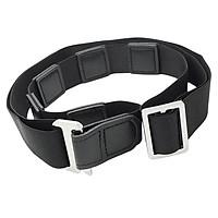 3cm/1.18'' Wide Shirt Stay Belt for Men's Uniform Shirt Blouse Suits Elastic