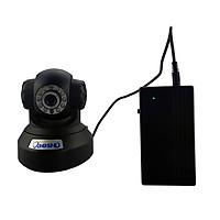 UPS kèm nguồn 5v cho camera ip wifi quay quét 360, hoạt động liên tục đến 10 tiếng sau khi mất điện hoặc kẻ gian cắt điện - Hàng chính hãng KLINK