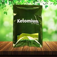 [Có sẵn] Chế phẩm sinh học phòng trừ thối rễ, thối thân, thán thư - Ketomium 500g