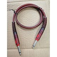 Combo 2 dây 2 đầu 6 ly dài 1m màu nâu