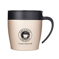 Cốc pha cafe, pha trà inox 304 tặng kèm muỗng inox