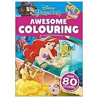 Disney Princess - Mixed: Awesome Colouring (Colouring Play Disney)