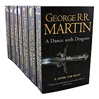 A GAME OF THRONES - 7 Volumes (Paperback)