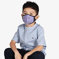 Khẩu trang thời trang cao cấp Soteria Dino ST072 - Khẩu trang vải than hoạt tính cho bé [size S,M]