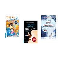 Combo 3 cuốn sách: Trái Tim Người Cha - Niềm Tin Vững Vàng Cho Trẻ Tự Kỷ + Thấu Hiểu & Hỗ Trợ Trẻ Tự Kỷ + Con Không Ngốc Con Chỉ Thông Minh Theo Cách Khác