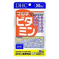 Viên Uống Vitamin Tổng Hợp DHC Multi Vitamin Nhật Bản 30 Ngày ( Bao Bì Mới )