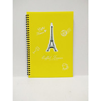 Sổ Lò Xo Eiffel Tower (Màu Ngẫu Nhiên)
