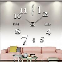 Đồng hồ 3d treo tường loại to