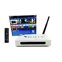 [Tặng chuột bay Km8000V] Android Tv Box Vinabox X6 - Hàng chính hãng