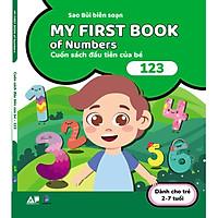 My First Book Of Numbers - Cuốn Sách Đầu Tiên Cho Bé Chủ Đề Số Đếm