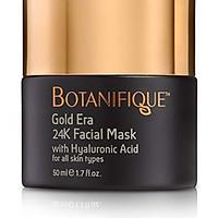 Mặt nạ tinh chất vàng 24K chắc khỏe da Botanifique – gold era-24k facial mask
