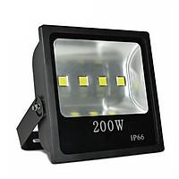 Đèn pha led HLFL4 siêu sáng chip COB Haledco