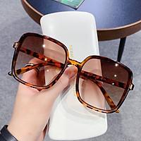 Kính râm thời trang chống tia UV, kính mát nữ phong cách Hàn Quốc - KM008 - Tặng khăn lau kính