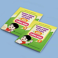 Sách - Chinh phục toàn diện kỹ năng viết tiếng Anh - Lớp 4 - Tập 2