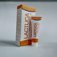 Gel bôi nhiệt miệng thảo dược  LACTUCA chứa dịch chiết các dược liệu diếp cá, hoa cúc, húng chanh, không còn nỗi lo đau lợi, viêm lợi, nhiệt miệng- tuýp 10g, hàng chính hãng