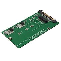 SFF 8639 NVME U.2 PCIe to NGFF M.2 (M-key) SSD Adapter Card Converter