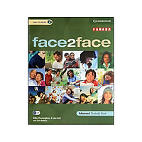 Face2face Advanced Student's Book Reprint Edition