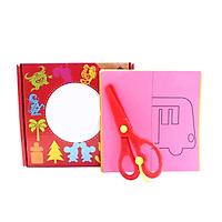 [COMBO 2 Bộ] Bộ sách cắt giấy đồ chơi ORIGAMI cho bé -  96 trang nhiều hình độc đáo - Giao mẫu ngẫu nhiên