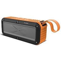 Loa di động Bluetooth W-King S20 thể thao kháng nước kháng bụi IPx8 - Hàng chính hãng