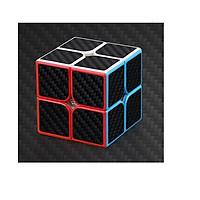 Rubik Carbon 2x2 cao cấp