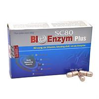 Thực phẩm chức năng SC80 BIOEnzym Plus - Giải pháp cho người tiêu hóa kém