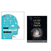 Combo 2 cuốn: Hiểu hết về tâm lý học + Luật tâm thức ( Bộ sách giúp bạn làm chủ cuộc sống)