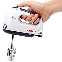 Máy đánh trứng, cafe, làm bánh 7 tốc độ hàng chính hãng SCARLETT