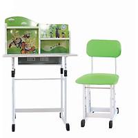 Bộ bàn ghế có hộc bàn cho bé 50x70 cao  50cm