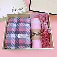 Quà tặng LuvGift Pretty Pink - Bộ quà tặng dành cho bạn gái