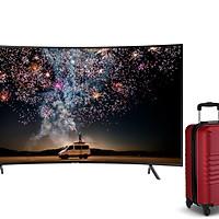 Smart Tivi Samsung 4K 55 inch UA55RU7300 - Tặng vali thời trang - Hàng Chính Hãng
