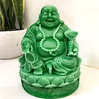 Tượng Phật Di Lặc  cao 32 cm - Quà Tặng Tết
