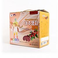 Hộp 15 Gói Nước Linh Chi Táo Đỏ Daedong Korea (80ml x 15) - Jujube Linhzhi Premium liquid 대추영지진액