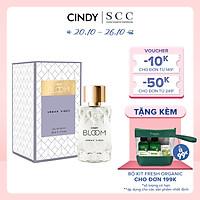 Nước hoa nữ Cindy Bloom Urban Vibes mùi hương tự tin cuốn hút 50ml chính hãng
