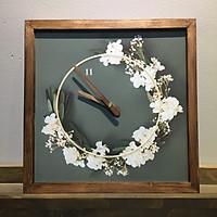 Đồng hồ treo tường canvas Artclock Soyn C50
