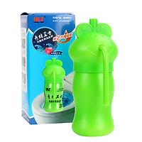 Ếch xanh khử khuẩn toilet 5 in 1, làm sạch nhà vệ sinh, chất tẩy Frog Guard tẩy rửa, khử trùng và khử mùi hôi