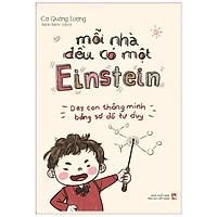 Sách - Mỗi nhà đều có một Einstein: Phương pháp học thông minh bằng sơ đồ tư duy